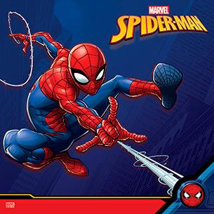 Minibanner Spiderman