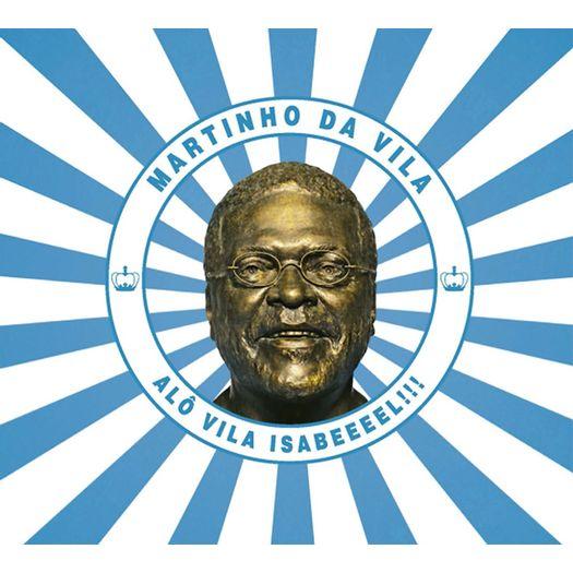 Resultado de imagem para Martinho da Vila - Alô,Alô, Vila Isabel cd