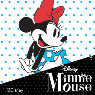 Minibanner Minnie Mouse