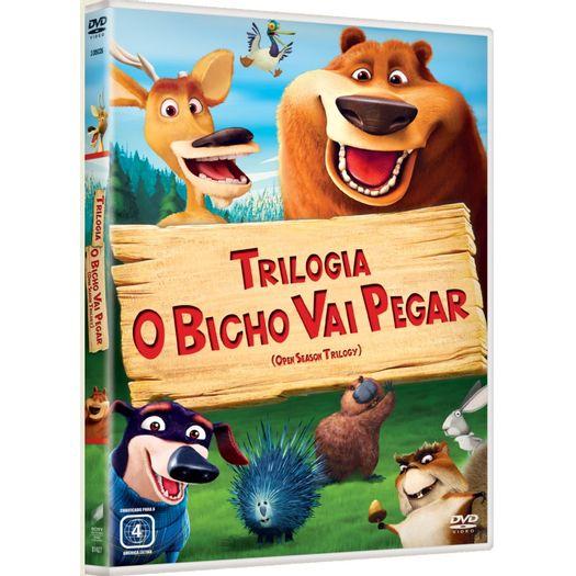 Dvd Trilogia O Bicho Vai Pegar 3 Dvds Livrarias Curitiba