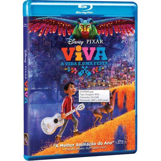 Blu Ray Viva A Vida E Uma Festa Livrarias Curitiba